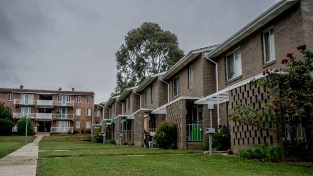 Red Hill public housing re-designed estate development plan issued
