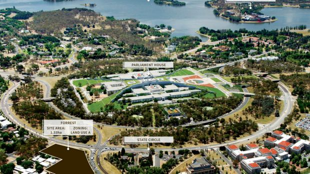 National Capital Authority investigates changing planning policies in Canberra