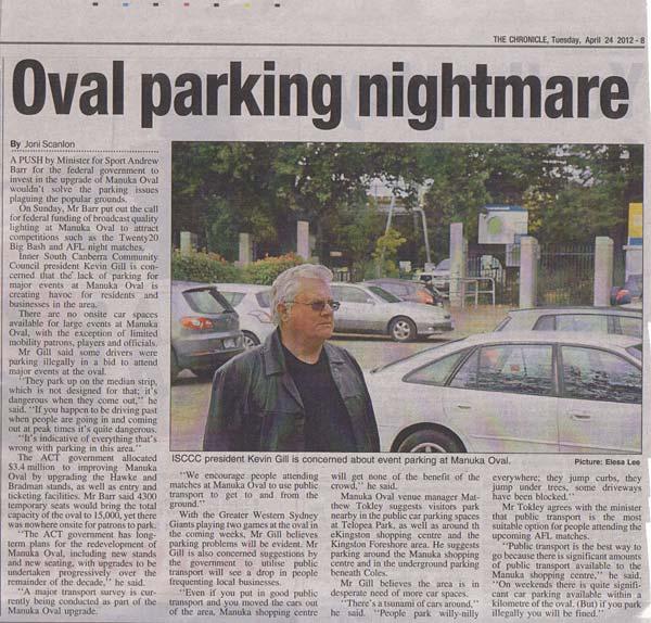 City Chronicle - 24 April 2012