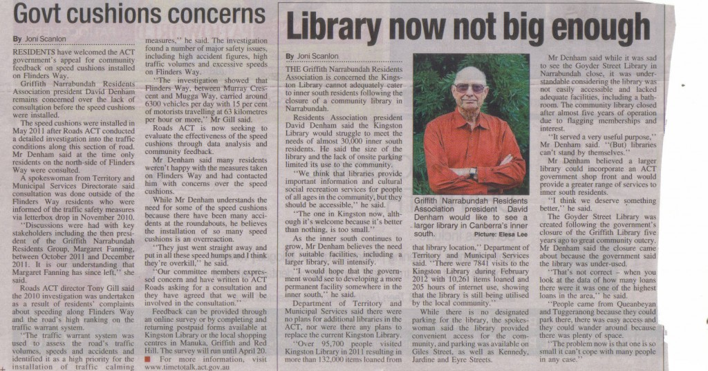 City Chronicle - 27 March 2012 1