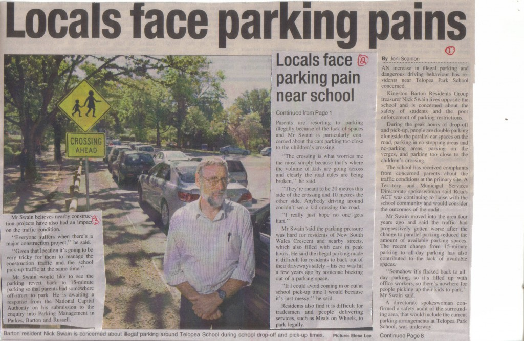 City Chronicle - 27 March 2012 2