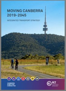 Agenda - ISCCC Public Forum, 12 February: have your say on ACT integrated transport strategy