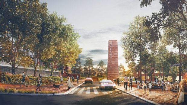 Doma chosen to develop Yarralumla brickworks site