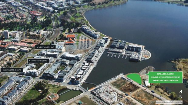 Kingston Foreshore character 'under threat' with Territory Plan change