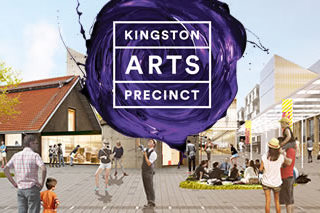 Technical Amendment to Kingston Arts Precinct: Rebecca Scouller talks on 2CC