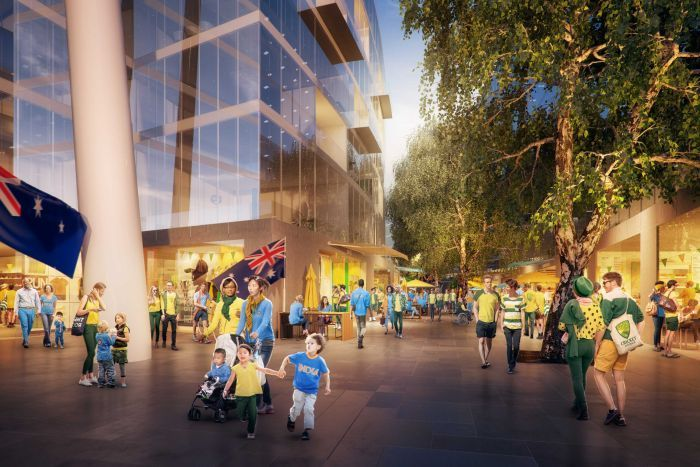 New rules proposed for Canberra Avenue could limit Manuka Oval development plans