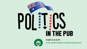 Politics in the Pub: ISCCC Federal Candidates Forum - 5 May