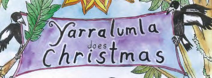 Yarralumla Does Christmas